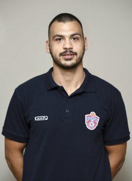 Kondicioni trener Veljko Samac