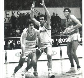 Dragi Ivković i Milovan Tasić u akciji