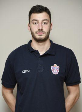 Pomoćni trener Ivan Stojiljković